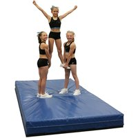 Factory high quality large thick crash mat safety mat gymnastics for cheerleading exercise exported