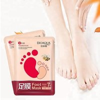 OEM foot care baby foot mask exfoliant foot peel