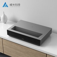 2019 new arrival Feng Mi native 4k 3840*2160p 7000  lumens 64GB memory 3d wifi xiaomi mijia 4k laser projector