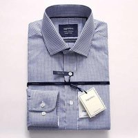 Latest Shirt Designs Long Sleeve Custom Slim Fit Dress Shirt