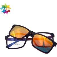 Hot selling eyeglasses frame wholesale optical glasses magnetic sunglasses clip on eyeglasses frames
