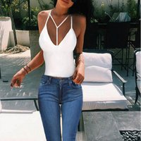 Polyester nightclub sleeveless blouse tops women off shoulder fashion women tops ropa mujer