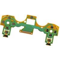 'Original Conductive Film Keypad For Ps4 Playstation 4 Controller Pcb Circuit