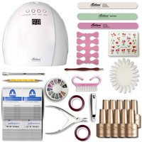 Professional nail lamp UV Gel Polish Kit nail art designs kit set tools