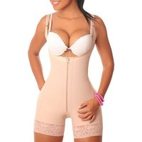 1 Piece Size L 3XL Sexy Bodycon Control Body Corset Slim Waist And Leg Lace Women Shapers