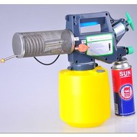 CE ISO Hot sale  2.5 L disinfectant butane gas smoke spray gun agrochemical mini thermal fogger for killer pest mosquito