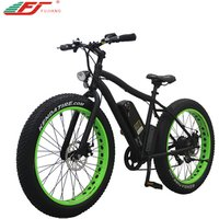 48v 500w chinese cheap fat tire electric cruiser bicycle for men