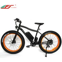 Fat tire electric mountain bike ebike e-bicycle chinese