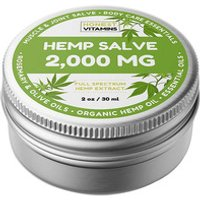 Hempyun-Amzaon hot seller 100% Natural Healing Salve Balm Pain Relief moisturising CBD Hemp Balm 30ML