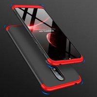 GKK Original 360 Full Protection 3in1 Matte Soft Oil Hard PC Mobile Phone Cover Case For Nokia 6.1 Plus