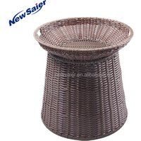 Dongguan plastic bamboo/ rattan/wicker basket