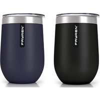 Reusable metal classic pint tumbler double wall stainless steel pink silicone coffee / beer mug thermo cup
