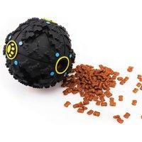 'Iq Treat Interactive Food Dispensing Dog Ball Toy