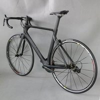 Carbon aero road cycling FM268 Aero design frame complete carbon bike 20 speed with 4700 groupset