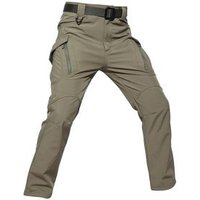 IX9 Men Military Camouflage Tactical Pants Male Soldier Cotton Cargo Trousers Men Rip Stop Waterproof Army Combat Pants