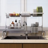Amazon hot selling dish rack drainer prices
