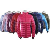Manufacturer Cheap warm women cotton winter down coat  jackets