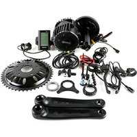 Mid drive motor Electric bicycle kit BBS01 Bafang 250w motor kits with battery