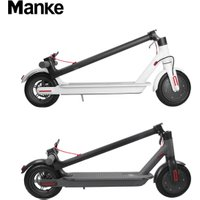 Outdoor 8.5 Inch Electric Scooters With App, Dropshipping 36V Adult Kick E-Scooter Electric Bicycle