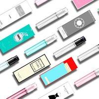 '3ml Men And Womens Perfume Trial Sample Spray Glass Bottle Mint Sandalwood Citrus Light Fresh And Elegant Oem/odm Wholesale