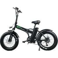 Europe warehouse fat tire bike with removable battery for adult electric bicycle