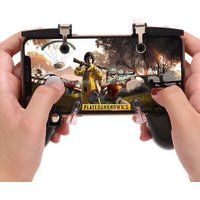 Survival Games Portable Mobile Phone Game Handle Grip MVP Adjustable PUBG Gamepad With Joystick for Mobile Game