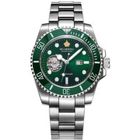 Mens Watch Luxury All steel Automatic Mechanical Watches Fashion Casual Men Wrist watches