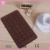 Cake Silicone Alphabet Baking Mold/Letters Alphabet Shaped 3d Silicone Cake Fondant Mold/Chocolate Decorating Silicone Mold Tray