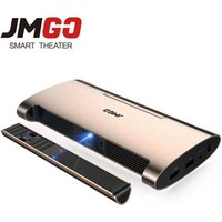 JMGO Smart Projector M6. Android 7.0, Support 4k, 1080P Decode. Set in WIFI, Bluetooth, USB, Laser Pen, MINI Beamer