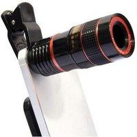 Fancytech Phone Camera Lenses Smartphone super zoom monocular telescope Camera Lenses