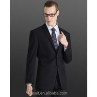 New design blazer men suit fair price bespoke 100% wool men suit soft shoulder made to measure suits from Chinese