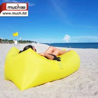 2018 New trending product factory lazy bag inflatable air bed sofa lounger