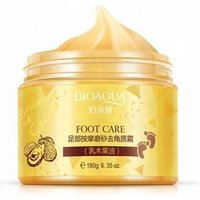 OEM ODM BIOAQUA Exfoliation Massage Moisturizing Foot Cream