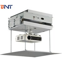 BNT 100~300cm running distance motorized projector ceiling mount bracket for projector lift