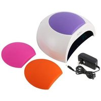 SUNUV Sun2c 48W UV LED Light Gel Nail Dryer Lamp With Timer Senor For Gel Nail