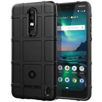 shockproof tpu mobile phone case for nokia 3.1 plus back covers