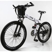 Made in China 2019 OEM fatbike folding ebike city e-bike mountain e bicycle 26 inch electric bike