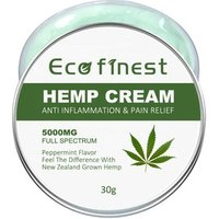 Premium Organic Hemp Cream - Pain Relief for Arthritis, Inflammation - Hemp Pain Extract Oil Cream