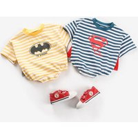 2019 Baby Clothes Cotton Infant Clothing Footed Rompers Cartoon Costume Ropa Bebes Newborn Boy Girl Clothes Jumpsuit