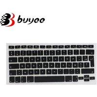 'Ap11/ap04/ap02/ac06/ac07 Clavier Azerty Keyboard For Macbook Unibody Pro 13