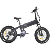 2019 New Arrival 500W48V 10.4Ah Fat Tire Ebike 20 Small Folding Electric Bicycle STM-F08