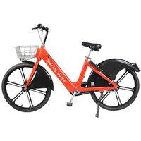 dynavolt 26 inch 9-speed disc brake electric bicycle