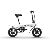 BeginOne Fashion Hybrid Lithium Battery Powered 36V 250W Electric Bicycle Folding Ebike