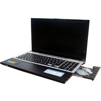 15.6inch 8G RAM 500G HDD Gaming Laptop In-tel Qual Core Fast CPU Wins7/8.1/10 Notebook PC Computer with DVD ROM