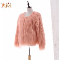 Hot selling Fur Coats Faux Fur Coats for Women fashion faux fur jacket