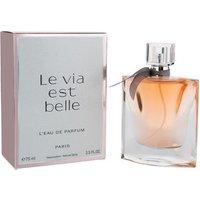 JY5970 75ml Le via est belle wholesaler perfume for lady