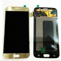 Touch screen replacement mobile phone spare parts for samsung galaxy s6 lcd