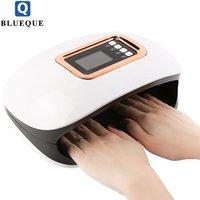 High quality sun nail led lamp 72w gel uv curing polish nail dryer