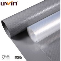 China manufacturer low price clear colored eva shelf liner  kitchen pad refrigerator liners cupboard drawer waterproof pad