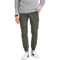 Custom casual fashion streetwear jogger trousers military garment wash 6 pockets pantalon wholesale mens designer cargo pants